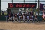 第15回下新川郡太陽スポーツ杯ジュニア大会 優勝